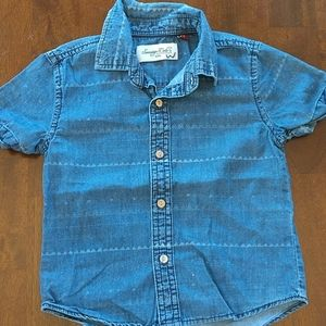 Sovereign Code Boy's Button Down 3T